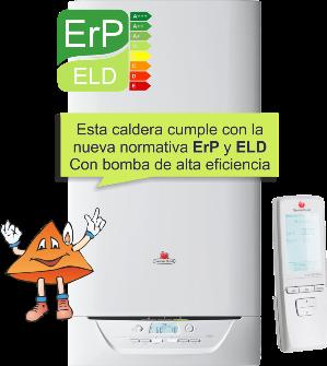 Isofast condens 35 eurocalor instalaciones - Bomba de calor de alta eficiencia energetica para calefaccion ...