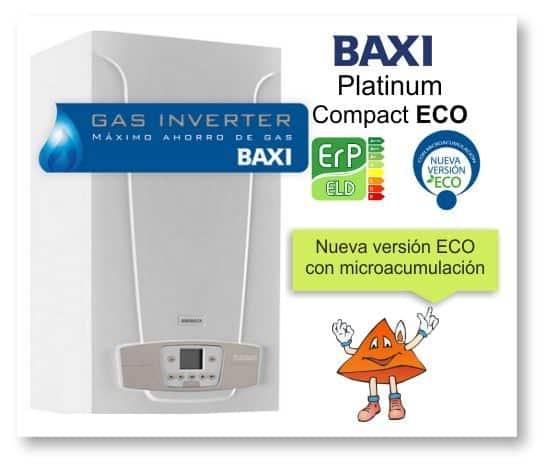 Baxi Plantinum Compact ECO