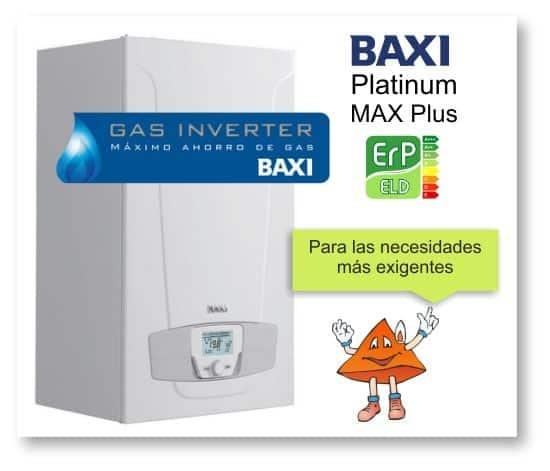 Baxi Platinum Max Plus