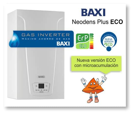 Baxi Neodens Plus ECO