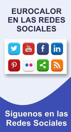 Redes Sociales de Eurocalor